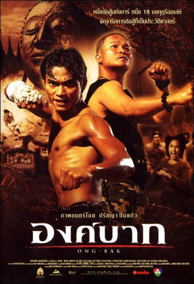Download Ong Bak The Thai Warrior (2003) Full Movie in Hindi Dual Audio BluRay 720p [1GB]