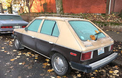 1983 Plymouth Horizon