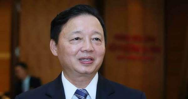 Bộ trưởng Trần Hồng Hà – Ông nói huề vốn quá, phải ngăn Việt gian bán nước chứ?