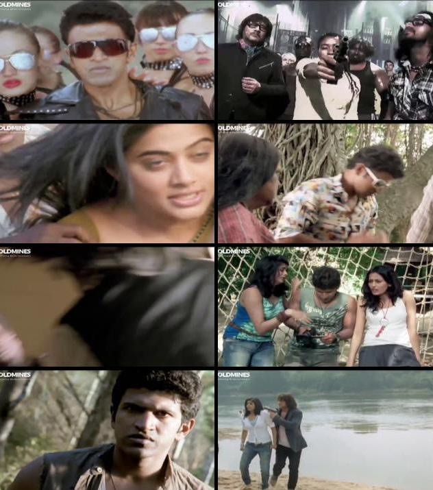 Anna Bond 2016 Hindi Dubbed 720p HDRip