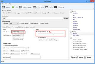برنامج, تعديل, وتحويل, الفيديوهات, وضغطها, وتقليل, حجم, ملفات, الفيديو, هاند, بريك, HandBrake, اخر, اصدار