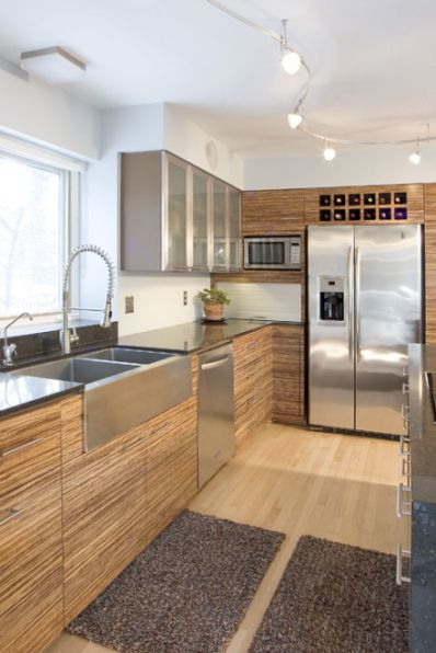 Cabinets for Kitchen: Bamboo Kitchen Cabinets