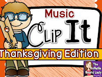 Clip It Thanksgiving Edition