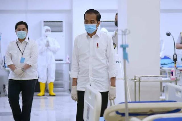Erick sebagai Ketua Penanganan Covid Enggan jadi Relawan Vaksin: Rakyat Dululah, Pemimpin Belakangan