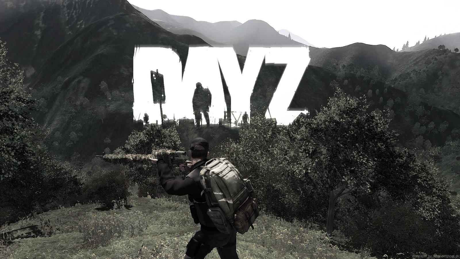 تحميل لعبة dayz