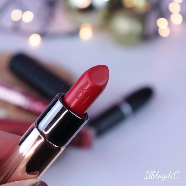Kiko rossetto rosso