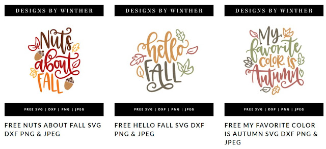 Cricut Fall Svg Designs Free Svg Cut Files Create Your Diy Projects Using Your Cricut Explore Silhouette And More The Free Cut Files Include Svg Dxf Eps And Png Files