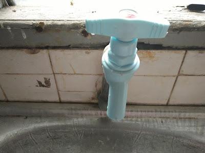 [DIY] Tukar Kepala Paip Air di Sinki