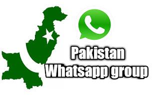 pakistan whatsapp group link