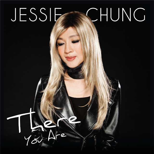 THERE YOU ARE BY JESSIE CHUNG, FIRST ENGLISH EP