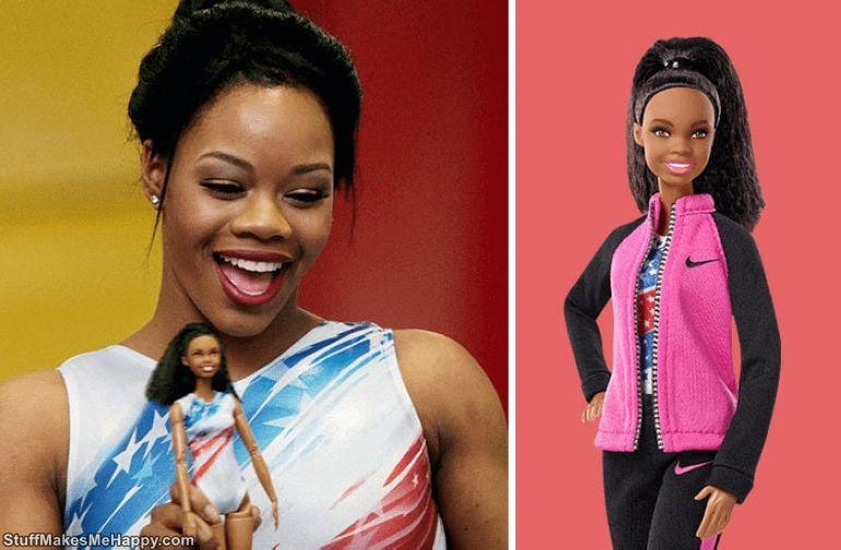 Gabby Douglas, gymnast