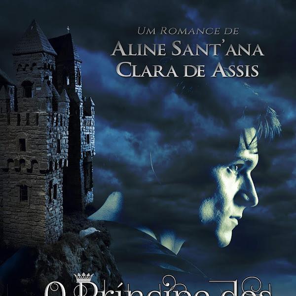 [RESENHA] O Príncipe dos Vampiros de Clara de Assis e Aline Sant' Ana