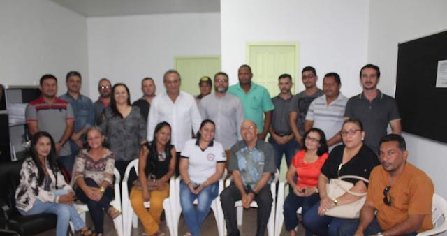 Grupo do MDB Nova Mamoré - RO
