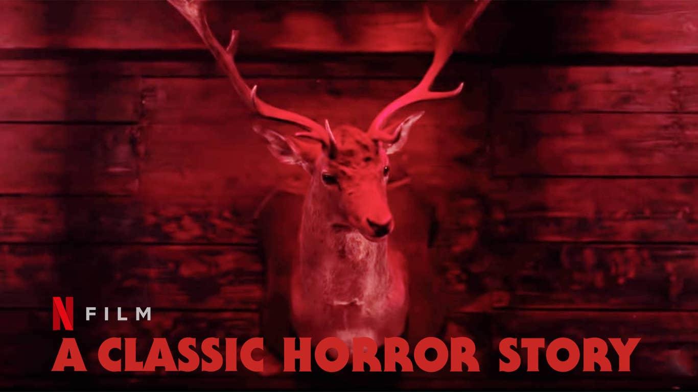 Filme: Um Clássico Filme De Terror (2021)
