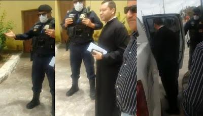 """Padre Luciano pede afastamento da paróquia no Conde: """"Estou sendo hostilizado por meio de discursos de ódio e ataques verbais"""""""