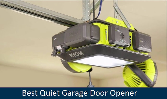 Best Quiet Garage Door Opener