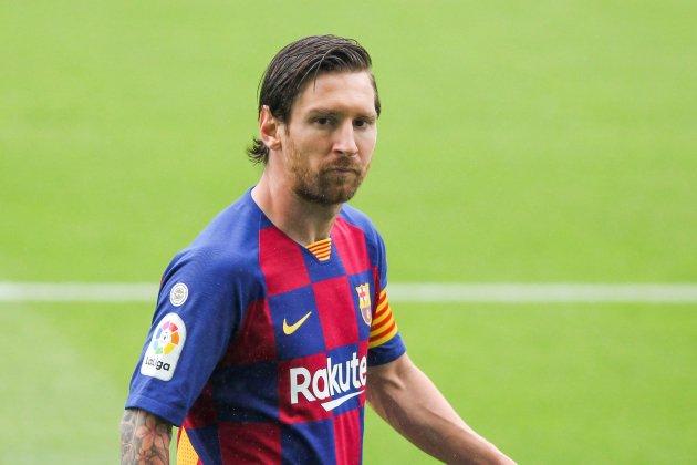 ميسي يتدخل لمنع برشلونة من التعاقد مع هذا اللاعب