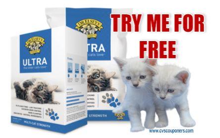 Get free Dr. Elsey's Cat Litter