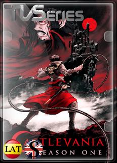 Castlevania (Temporada 1) WEB-DL 1080P LAITNO/ESPAÑOL/INGLES