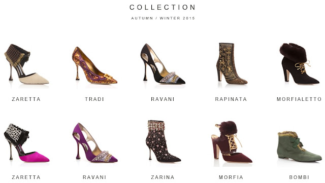 Manolo Blahnik Women's Shoe Collection