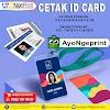 Cetak ID Card PVC Online Murah dan Cepat di Ciracas, Jakarta Timur