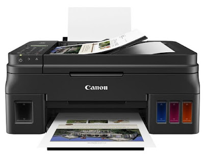 Canon Pixma G4210 Wireless Megatank Printer Review - Free Download Driver