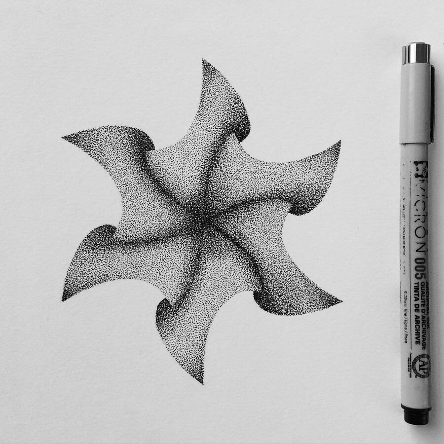 11-Des-points-Stippling-Drawings-Ilan-Piotelat-www-designstack-co