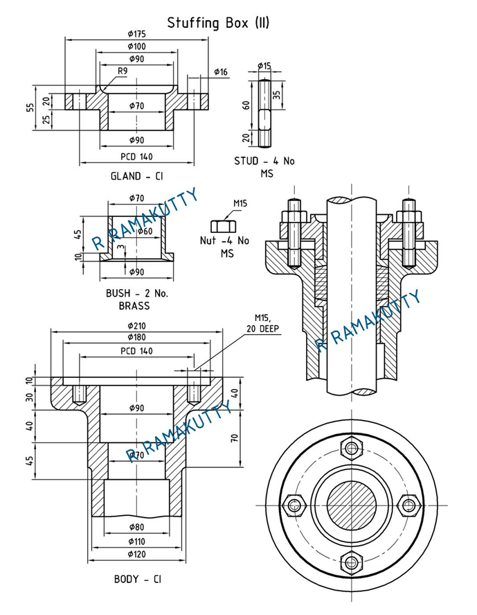 mechanical diagram pdf