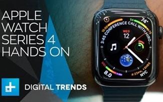 Apple Watch Series 4 – Hands On