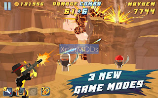 major mayhem mod apk | Xpermods.com