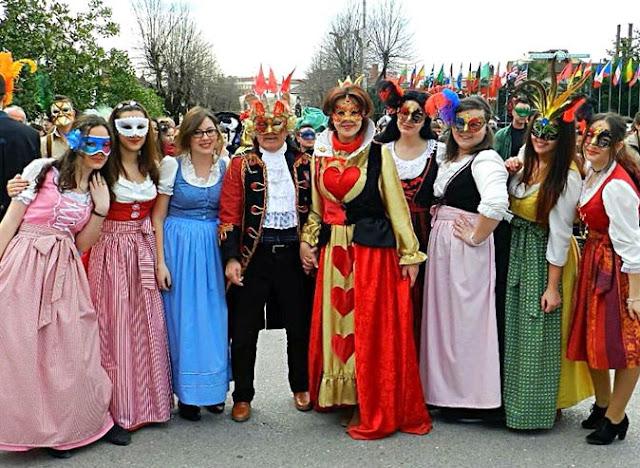 Shkodra celebrates the Carnivals, many activities organized