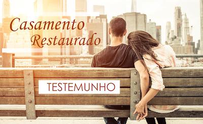 Testemunho de uma leitora - Casamento restaurado , blog palavra diaria, testemunho de casal