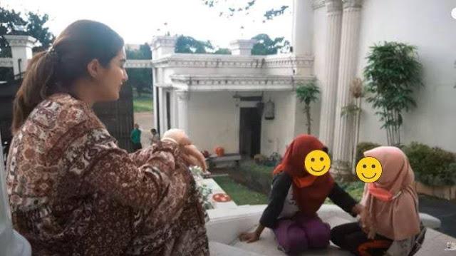 Dua Anak Pemulung Berjalan 4 Jam & Tunggu 3 Hari di Depan Rumah Anang, Perlakuan Ashanty Penuh Haru