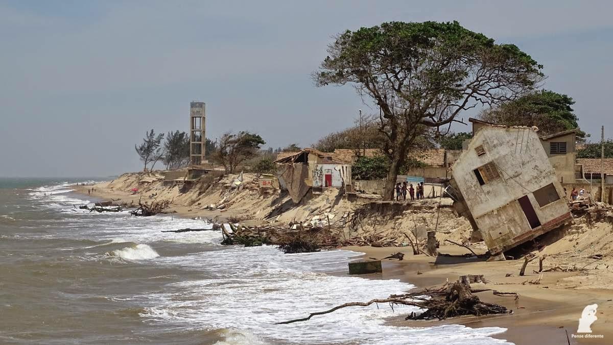 Avanço do mar: Atafona pode estar desaparecendo (RJ)