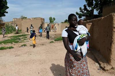 Burkina Faso- Plus de 160 morts dans une attaque à Solhan