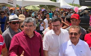 SUCESSÃO EM GBA! Emedebistas começam a sugerir Roberto ou Raniery para prefeito