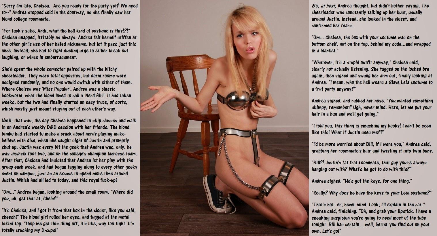 Permanent Chastity