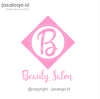 Desain Logo B - Beauty Salon