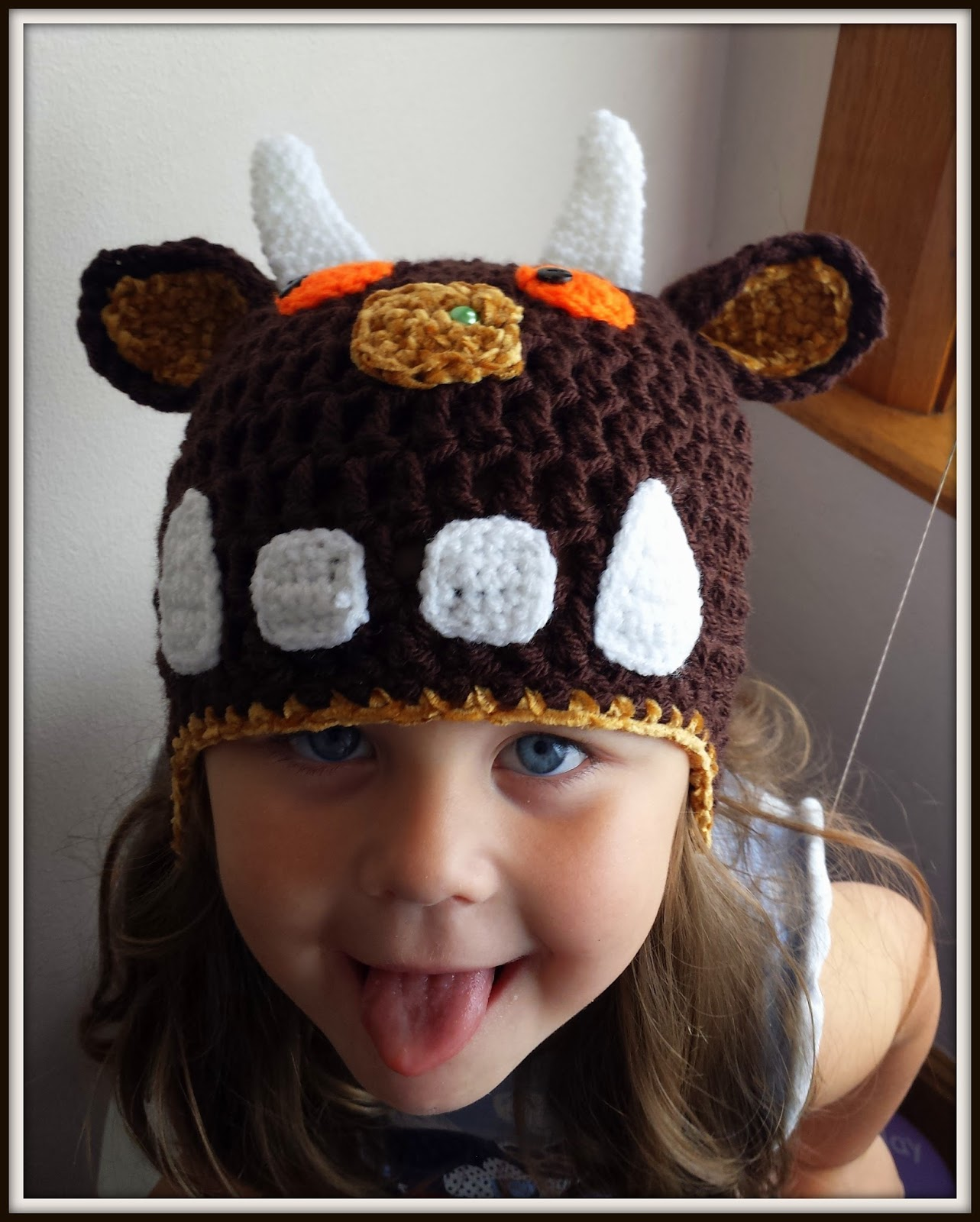 how to make a gruffalo costume