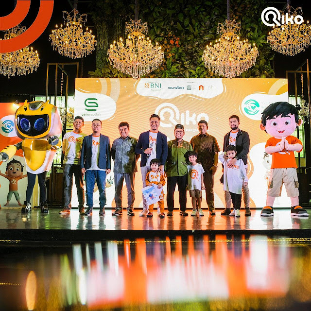 Grand Launching Riko The Series