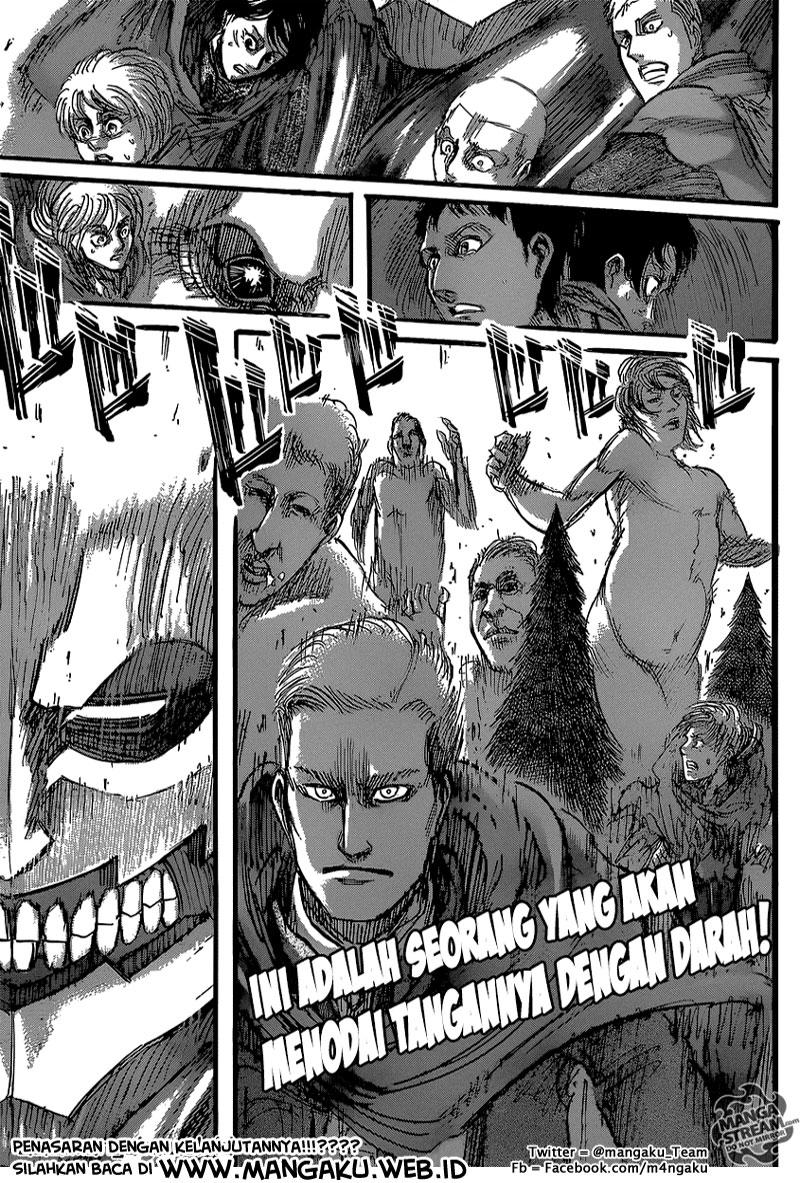 Shingeki no Kyojin Chapter 48