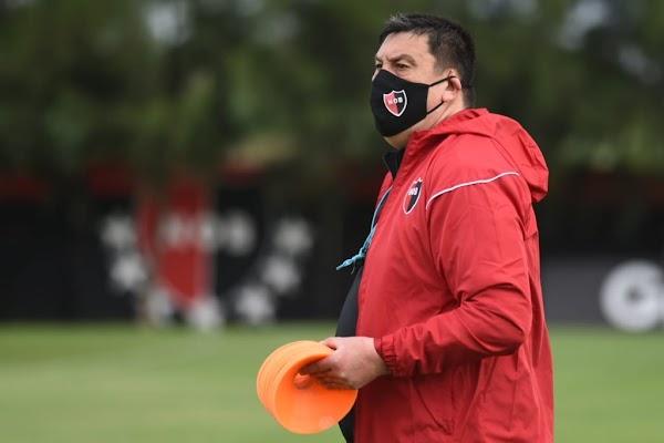 Oficial: Newell's Old Boys, rescinde el técnico Mono Burgos