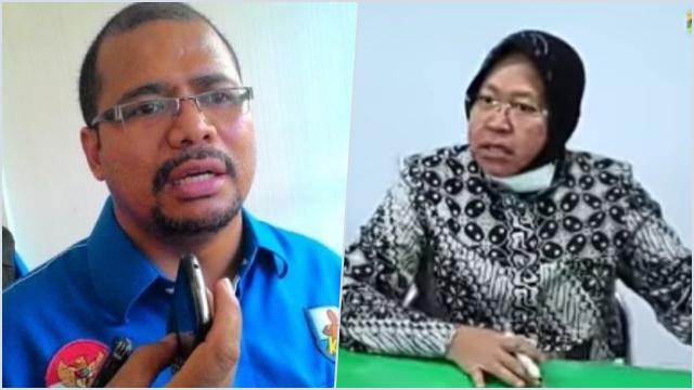 Tokoh Papua Kecam Pernyataan Risma yang Ancam Pindahkan ASN Tak Becus ke Papua