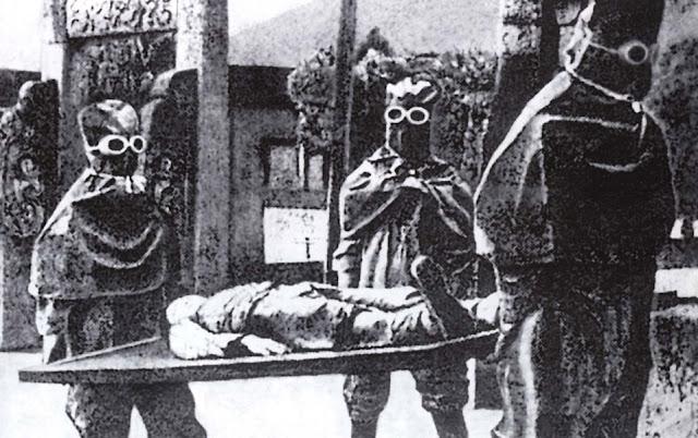 UNIDADE 731: EXPERIMENTOS CRUÉIS DA SEGUNDA GUERRA MUNDIAL