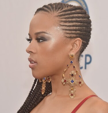 within which she frequently rocked an aspect cornrow vogue 29 Latest Cornrows Lemonade Braid Hairstyles Ponytails You will love