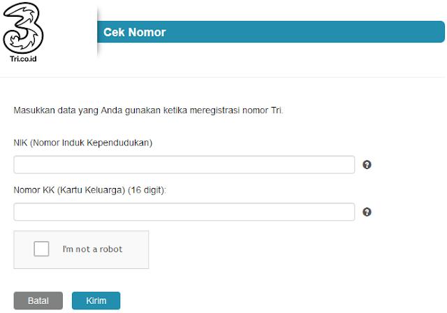 Cara Cek Nomor Operator Seluler Yang Sudah Teregistrasi Cara Cek Nomor Operator Seluler Yang Sudah Teregistrasi