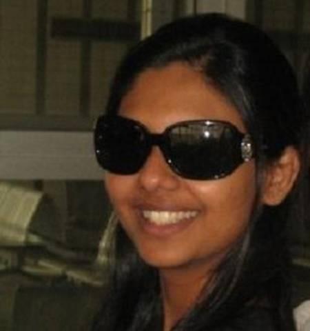 Sunita Marshal without Makeup