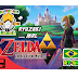 [TRADUÇÃO PT-BR] The Legend of Zelda a Link Between Worlds [3DS] [Português do Brasil] v1.0