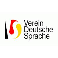 Emblema de la asociación alemana de defensa de su lengua contra la anglicanización