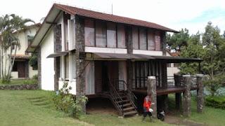 Villa Istana Bunga Blok S No 3 Lembang